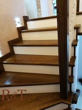 Лестницы деревянные в Астане Сравнить цены, купить