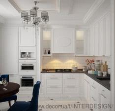 Дизайн квартиры г. Киев — Компания ИНТЕРДИЗАЙН
