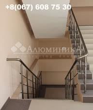 Ограждения для лестниц — Алюминика