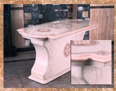 Декоративний стіл СТ-5