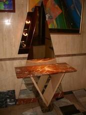 Дзеркальний столик Z1 R