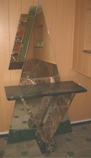 Дзеркальний столик Z1 G