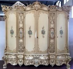 спальня барокко Silik Olimpia — Лендел И.И.
