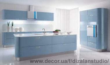 кухни — Dizalan-Studio
