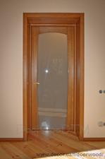 Fantasy межкомнатная дверь из массива ясеня от DoorWooD тм — DoorWooD
