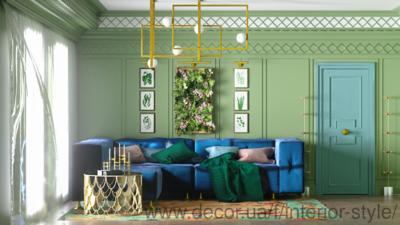 Гостиные — Interior & Style