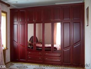 Шкаф в спальне — НПФ СВК