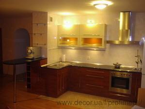 Кухни на заказ от производителя Киев — Профи Мебель
