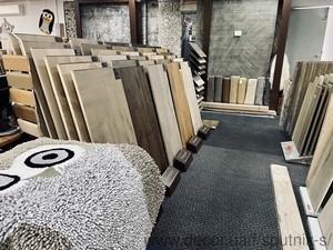 Ламинат, Паркет, Ковровые покрытия в магазине Спутник в Харькове — Спутник-1