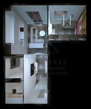 Дизайн квартиры — Тектоника Плюс