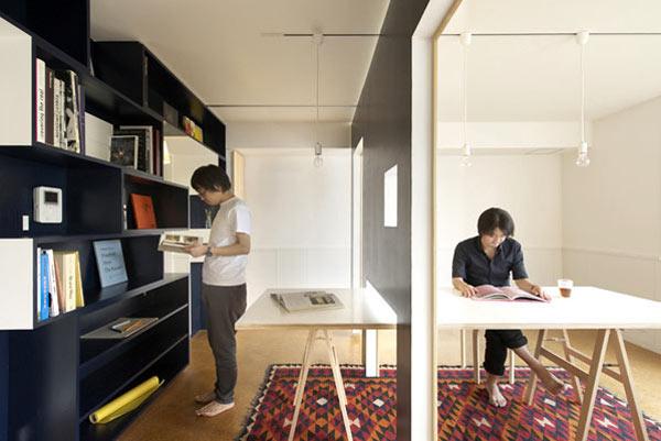 Библиотека и конференц-зал