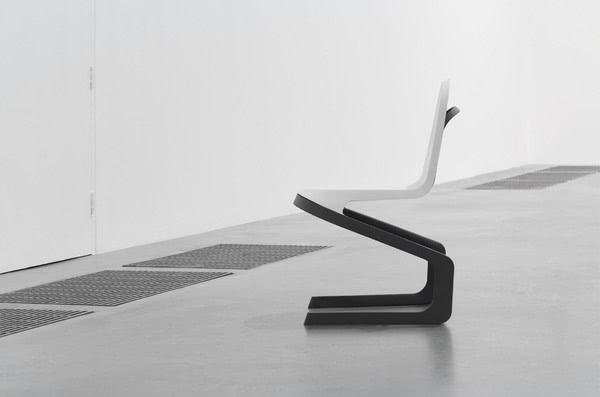 Разработан стул из адаптивного пластика