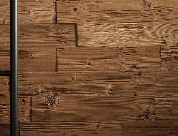 Разработали стеновую обшивку из древесины для влажных помещений