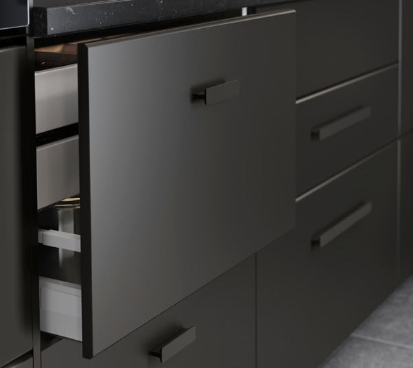 Первые в ассортименте IKEA кухонные фасады изготовлены из отходов