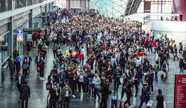 Стартовала авторитетная выставка промышленного дизайна Salone del Mobile.Milano