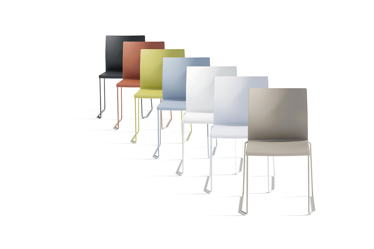 Современные технологии позволили создать практический и эстетический стул