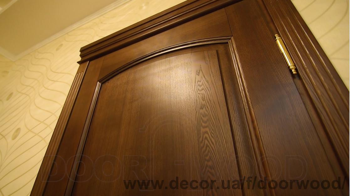 Межкомнатные двери DOORWOOD установленные на объекте в Киеве