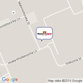 Атланта-Норд на карте - ул. Магнитогорская 2, , Украина
