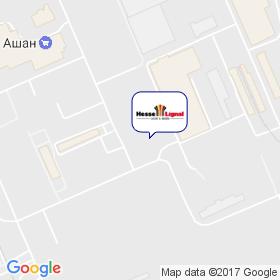 Атланта-Норд на карте