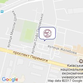 Стеклодувная мастерская СЛК на карте
