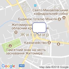 Компания ИНТЕРДИЗАЙН на карте