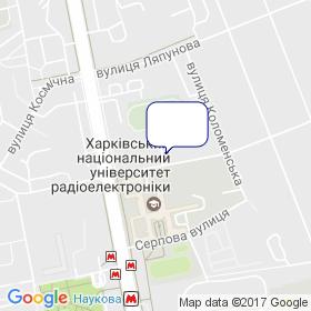 Полар-Трейд на карте