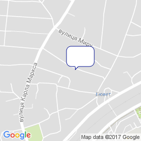 Фабрика кухонь на карте