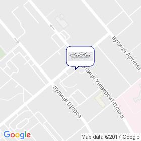 Галерея Комфорта на карте