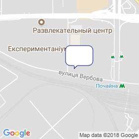 Голден Плаза на карте