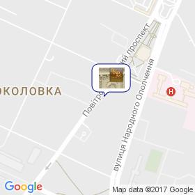 КП Декор на карте