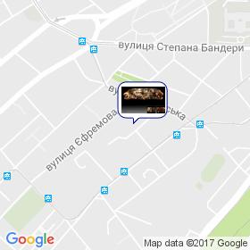 Мороз Р.В., ЧП на карте