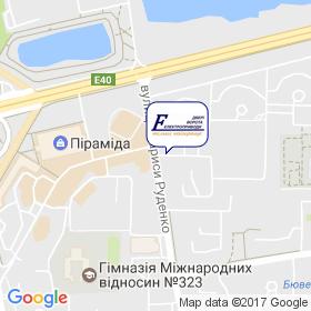 НВК Форвард на карте