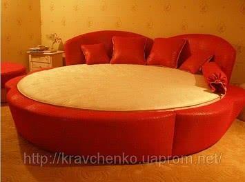кровать круглая розанна круглая кровать под заказ в киеве купить