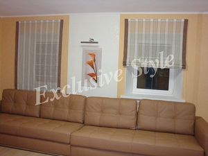 римская штора — Exclusive Style