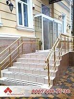 Ограждения для лестниц,80676087530 веранд, террас, балконов — Алюминика