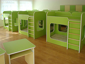 Кровать для детского сада и дома — Лардж Юниверс
