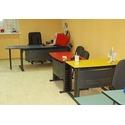 Офисный стол с каркасом Студио