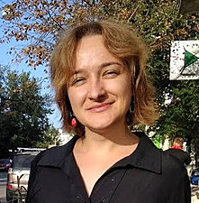 Олена Сердюк — фото №1