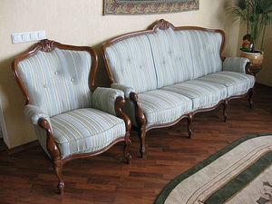 Перетяжка мягкой мебели — Кратус