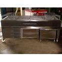 Гриль,барбекю,мангал - изготовление / Metalloinox
