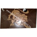 Витражная мозаика из керамической плитки