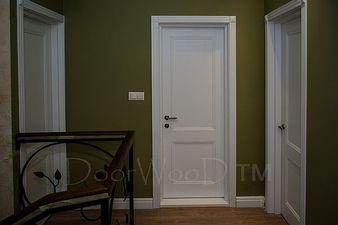 Белая межкомнатная дверь в классическом стиле от DoorWooD тм межкомнатные двери — DoorWooD
