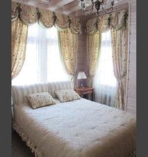 Профессиональный пошив штор, гардин,  домашнего текстиля.Текстильный дизайн интерьеров. — Эксклюзив-Элит