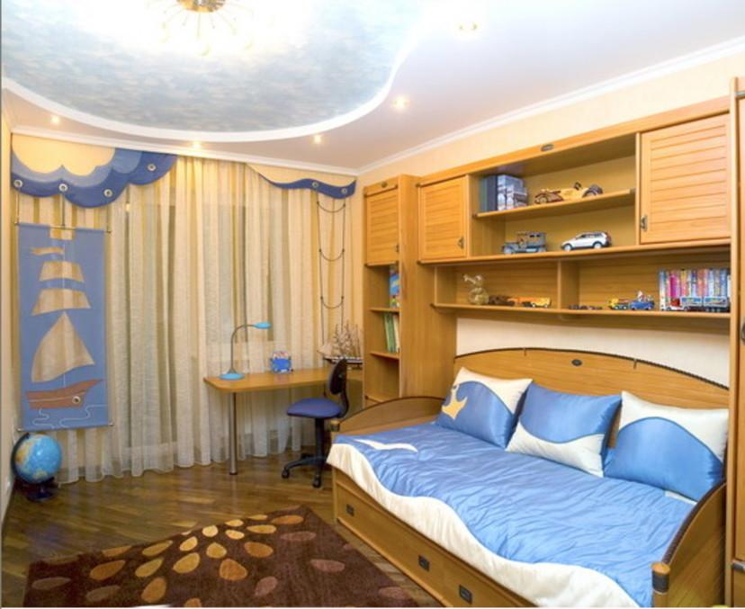 Дизайн и текстиль для детских комнат