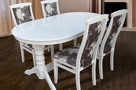Недорогие столы из натурального дерева